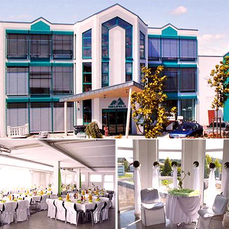 Festhalle, Saal - Hochzeit in Oedheim - Raum Heilbronn, Neckarsulm, Öhringen