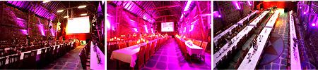 Festhalle, Saal für Hochzeiten