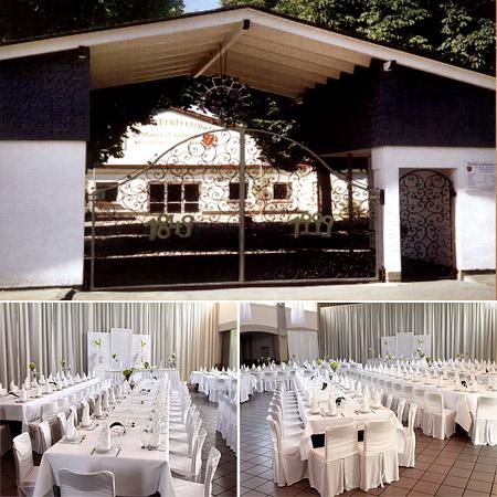 Hochzeitssaal Bruchhausen, Raum Bonn