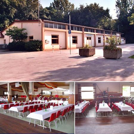 """Hochzeitssaal / Festsaal - """"Schützenhalle Eickelborn"""" - Lippstadt"""
