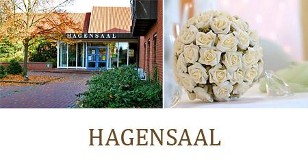 """Hochzeitssaal """"Hagensaal"""" - Umkreis Hannover, Braunschweig, Cell"""