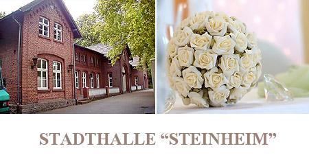 Hochzeitssaal Stadthalle Steinheim - Raum Paderborn, Detmold