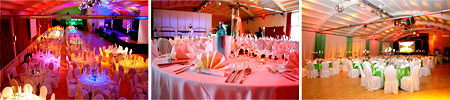 Saal für Hochzeit Hannover