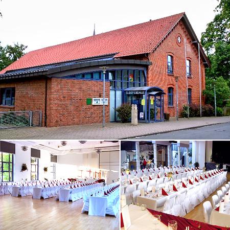 Saal für Hochzeit Raum Braunschweig