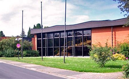 Saal für Hochzeit in Kassel