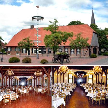 "Festsaal & Hochzeitslocation ""Schulze Frenkings Hof"""