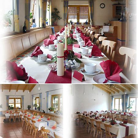"""Festsaal """"Landgasthof Zum Brunnenwirt"""" in Ravenstein"""
