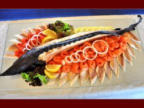 Hochzeit Buffet - Fisch