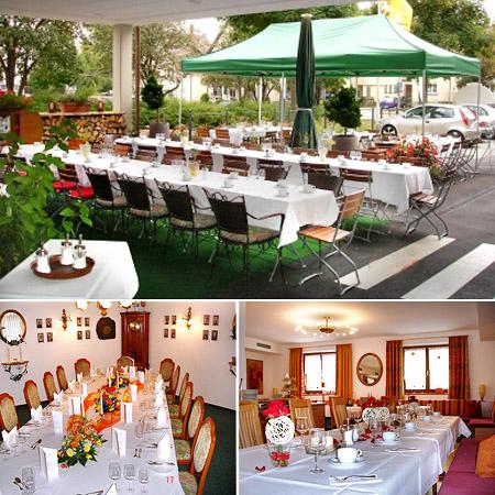"""Hochzeitshotel """"Zum Kreuz"""" - Saal für Hochzeiten"""