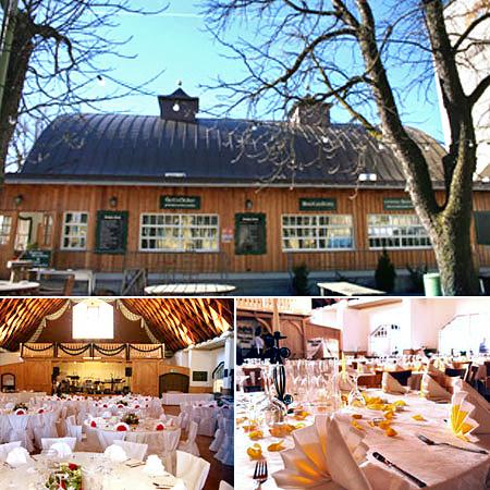 """Hochzeitslocation Festhalle """"Brauhaus Bruck"""" - Großraum München"""