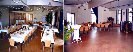 """Hochzeitslocation & Festsaal """"Unter dem blauen Dach"""" in Bielefeld"""
