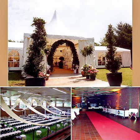 """Hochzeitslocation und Saal """"Jagdhaus Feldmann"""""""