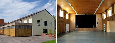 """Hochzeitssaal """"Festhalle Ittlingen"""""""