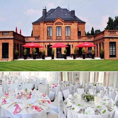 """Hochzeitssaal """"Kosaido Golf Club"""" in Düsseldorf"""