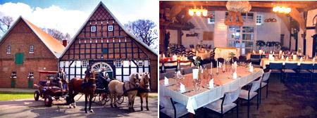 "Hochzeitssaal ""Kulturlandhaus Schale"" - Umgebung Ibbenbüren, Lingen, Bramsche"