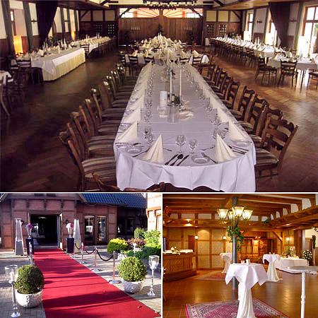 Festsaal Hotel Gasthof Mutter Bahr Raum Osnabruck Steinfurt