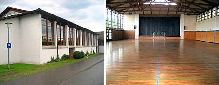 """Hochzeitssaal in Ravensburg - """"Eschachhalle"""""""