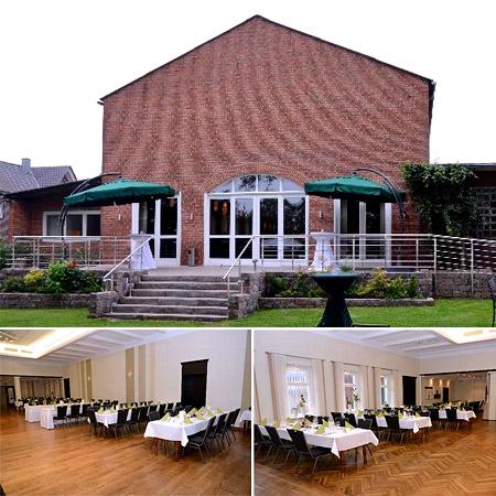 Hochzeitssaal Saalbetrieb Fangmann Raum Osnabrück