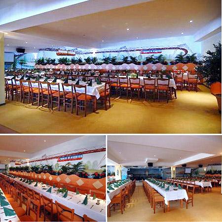 """Hochzeitssaal """"Taverne Zorbas"""" in Wuppertal"""