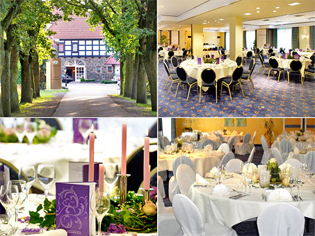 Hochzeitssaal in Ankum, Nähe Lingen, Lohne, Osnabrück