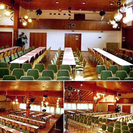 """Location für Hochzeiten """"Klosterkeller Festhalle"""""""