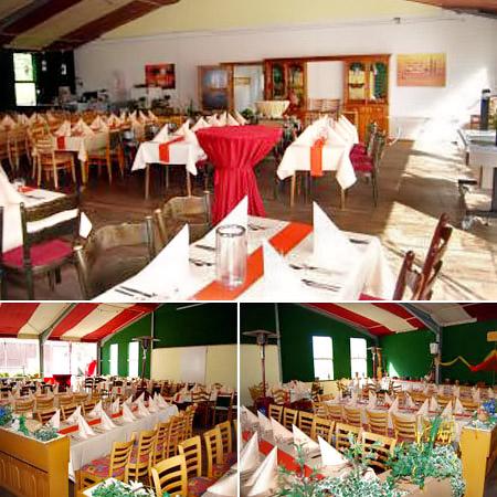 """Saal, Hochzeitssaal """"Haus Volking"""""""