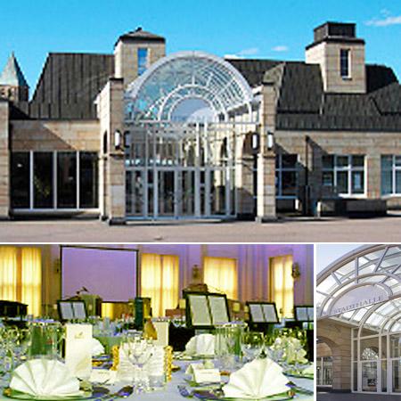 """Saal für Hochzeiten """"Stadthalle Rheine"""""""