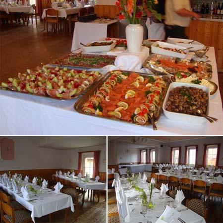 Hochzeitslocation Bütthard - Hallen für Hochzeit