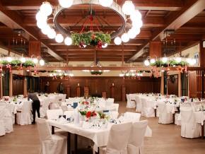 BavariaSaal in München - Hochzeit