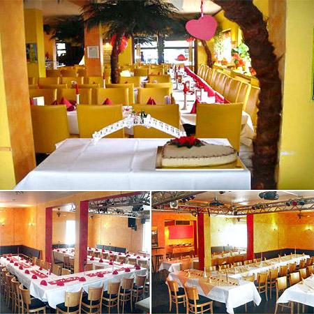 Cafe Sieben - Hochzeit feiern
