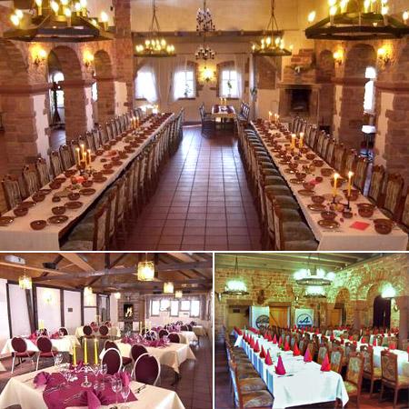 Hochzeitslocation Schloss Hotel Föckelberg