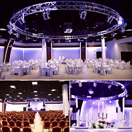 """Hochzeitssaal """"Event Arena"""" Remscheid"""