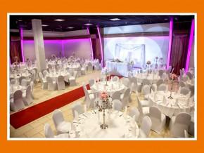 Festsaal event arena in remscheid umgebung bergisch for Raumdekoration hochzeit