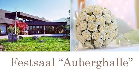 """Hochzeitssaal """"Auberghalle"""""""