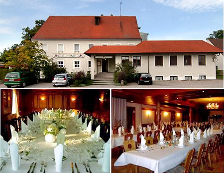 """Hochzeitssaal """"Landgasthof Haas"""" - Umgebung Ingolstadt"""