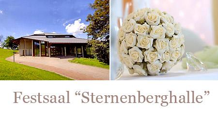 """Hochzeitssaal """"Sternenberghalle"""""""