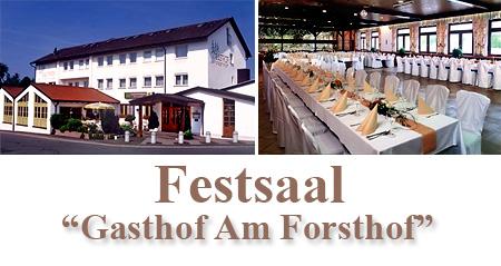Hochzeitssaal in Sulzbach-Rosenberg - Umgebung Nürnberg, Amberg, Weiden