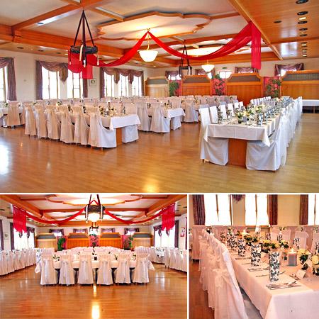 """Hochzeitssaal """"Binnerschreiner"""" - Umgebung Weiden, Schwandorf"""