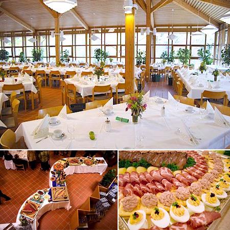 Hochzeitssaal am Ammersee