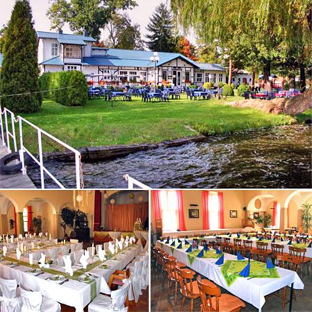 Hochzeitssaal in Brandenburg am Mellensee