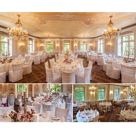 Hochzeitssaal München - La Villa