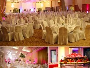 Hochzeitssaal in Hamburg Le Royal