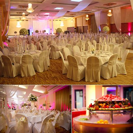 Hochzeitssaal in Hamburg Le-Royal