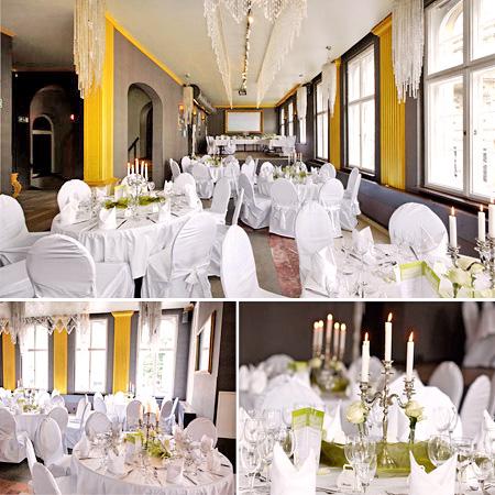 Hochzeitssaal in Zwickau - Moccabar
