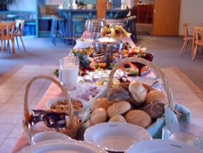 Buffet Feier