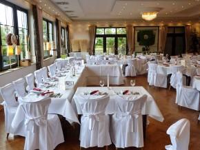 Dekoration Hochzeitsfeier