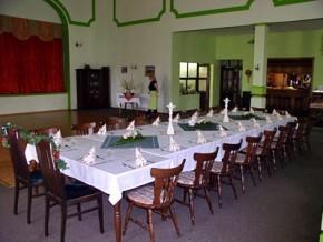 Gästetisch Hochzeit