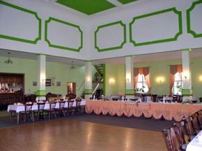 Großer Saal für 200 Personen