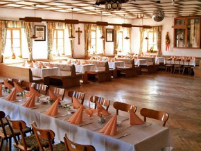 Großer Saal - Hochzeit