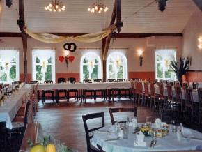 Hochzeit im Saal Gasthof Berlin